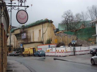 Hochbunker Neustädter Straße