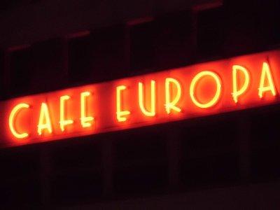 Cafe Europa Bielefeld