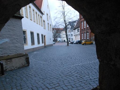 Bielefeld klosterplatz