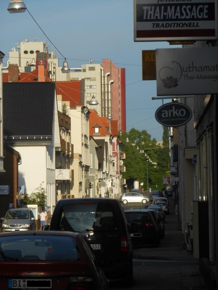 Rohrteichstraße Bielefeld bieleflow de downtown bielefeld