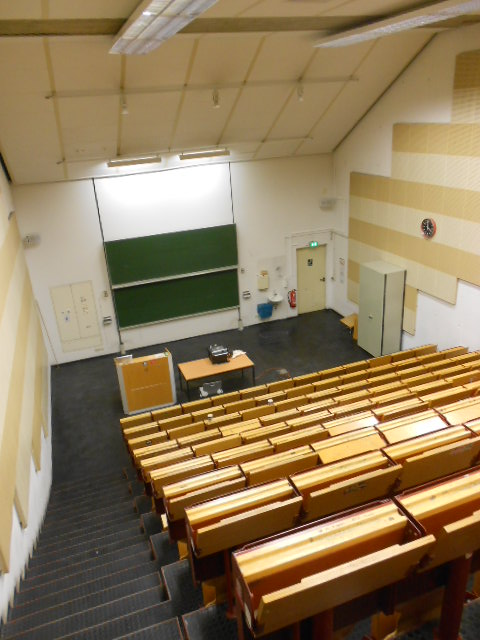 Uni Bielefeld Hörsaal