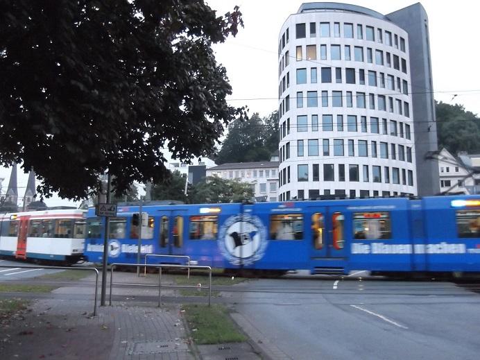 Arminia Strassenbahn
