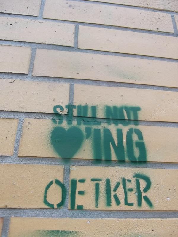 still not loving