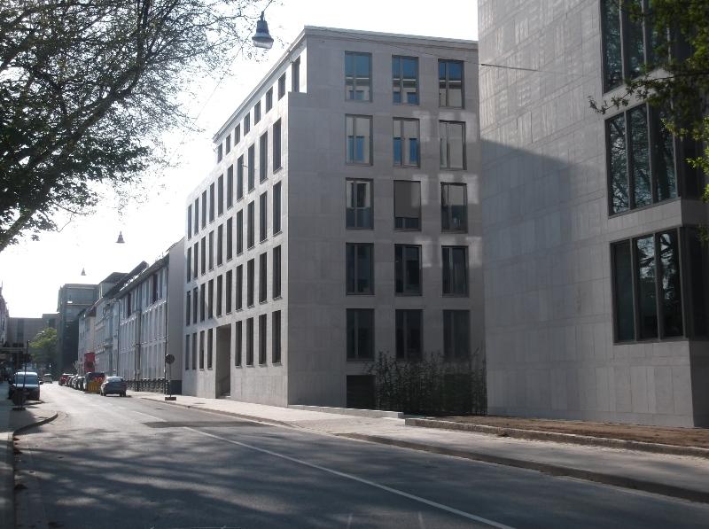 Viktoriastraße Technisches Rathaus
