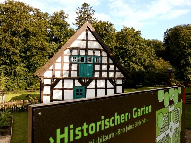 Historischer Garten Tierpark Olderdissen