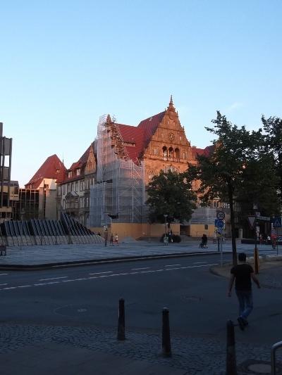 Schillerplatz Bielefeld